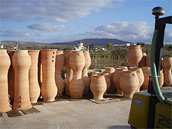 More Cretan pots made for The Grecian Urn